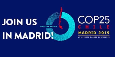 The Climate Collage chairing workshop in Madrid at COP25 tickets