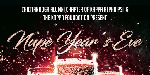 "KAPPA ALPHA PSI ""THE KOUNTDOWN"" NEW YEARS EVE PARTY"