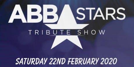 ABBA Stars UK Tribute Show tickets