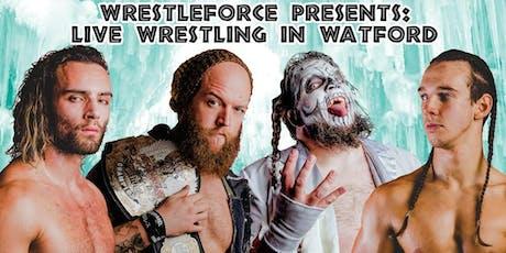 Live Wrestling in Watford tickets