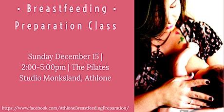Cuidiu Athlone Breastfeeding Preparation Class tickets