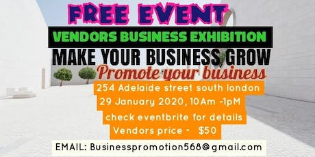 MAKE YOUR BUSINESS GROW IN 2020 tickets