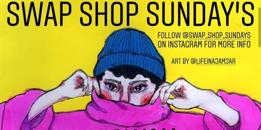 Swap Shop Sundays at Wigwam