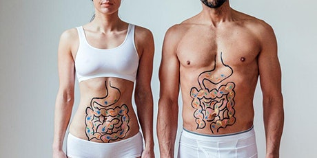 Improve your Health through your Gut tickets