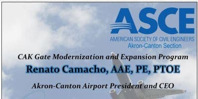 ASCE Akron-Canton Section January Luncheon