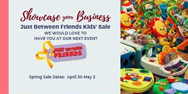 Promote Your Small Business-Vendors Save Now