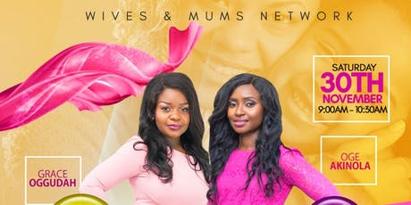 Wives & Mums Network tickets