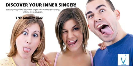 Discover Your Inner Singer tickets