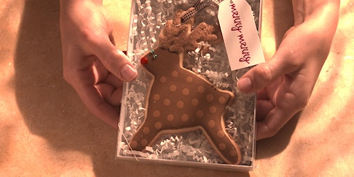 Spread the Merry! Cookie Gifts Decorating Workshop for Kids and Adults