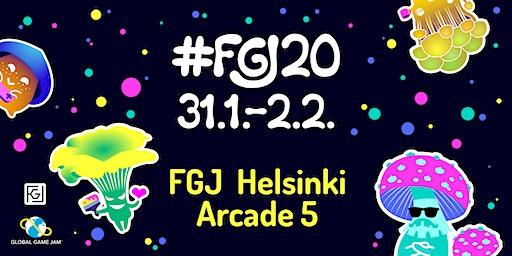 FGJ Helsinki Arcade 5