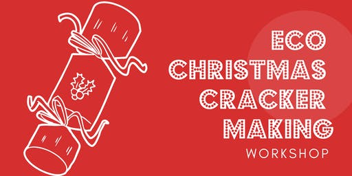 Eco Christmas Cracker Making