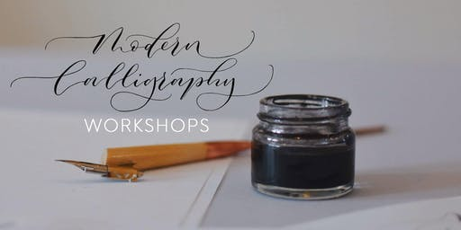 Introduction to Modern Calligraphy - Valentine's Special