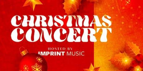 IMPRINT MUSIC Christmas Concert tickets