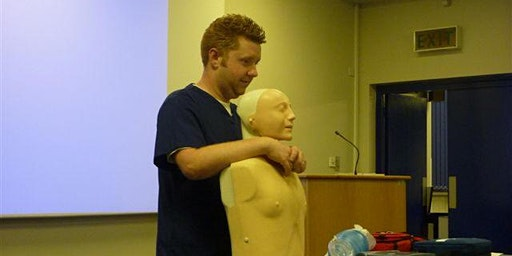 CPR and Anaphylaxis