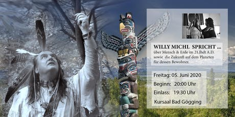 Willy Michl spricht ... tickets
