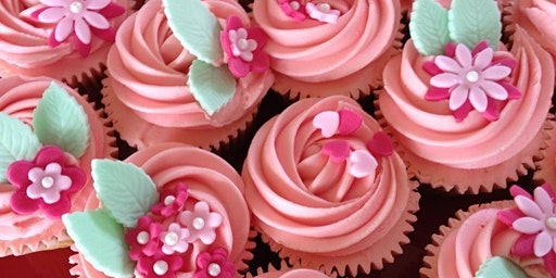 Adult and  Child Cupcake Decorating