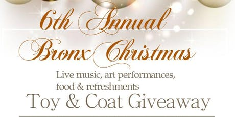 6th Annual  Bronx Christmas Event tickets