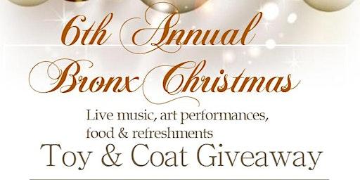 6th Annual  Bronx Christmas Event
