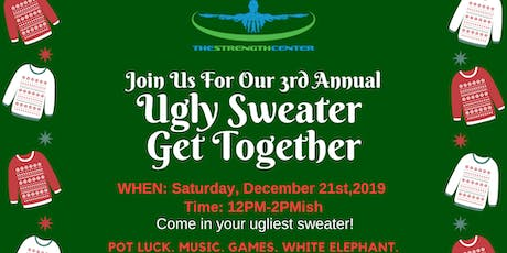 2019 SC Ugly Sweater Holiday Party! tickets