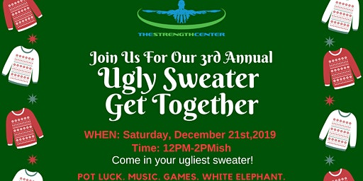 2019 SC Ugly Sweater Holiday Party!