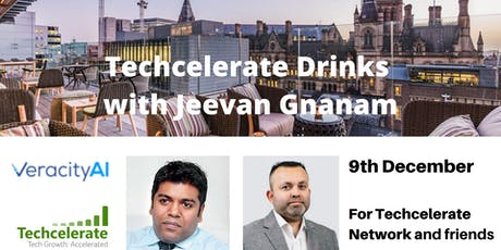 Techcelerate Winter BBQ with Jeevan Gnanam, Manoj Ranaweera and Simon Grice tickets