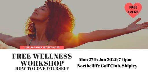 How to Love Yourself FREE Event