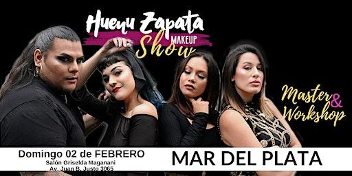Huenu Zapata MakeUp Show - Mar del Plata (1era Edición)