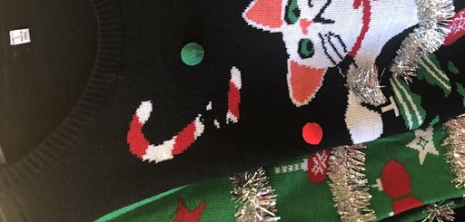 Copy of Ugly Sweater Sip & Paint