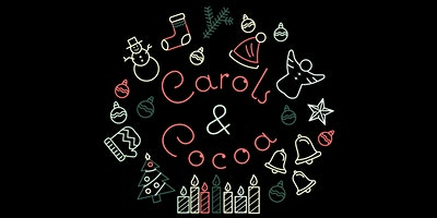 Carols and Cocoa at First on Chatham @ 5 pm