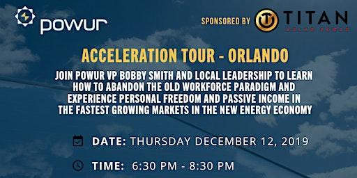 Accelerate Florida - Orlando Event