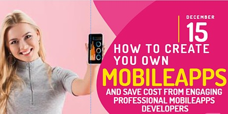 Create Your Own Mobileapps in 1 (One) Day tickets