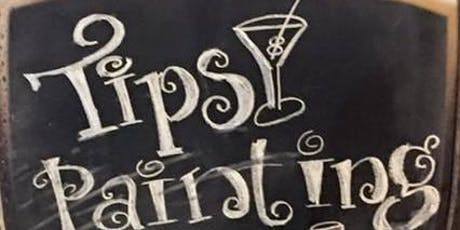 Holiday Tipsy Painting tickets