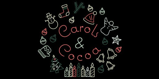 Carols and Cocoa at First on Chatham @ 7 pm
