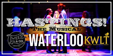 HASTINGS! The Musical KITCHENER-WATERLOO tickets