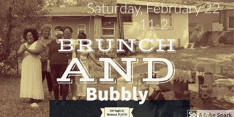 All About The Ladies Brunch and Bubbly tickets