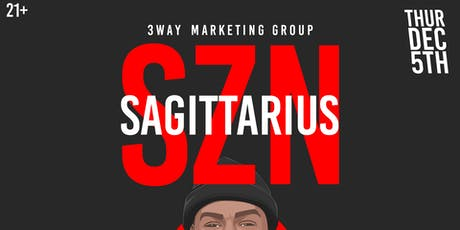 3WayMG Presents : The Red Room w. Dj Advance {Sagittarius Birthday Celebration} {This Thursday} tickets