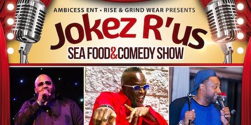 JokezRus Sea Food & Comedy Show