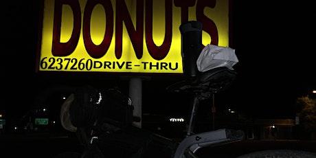 Donut Ride tickets