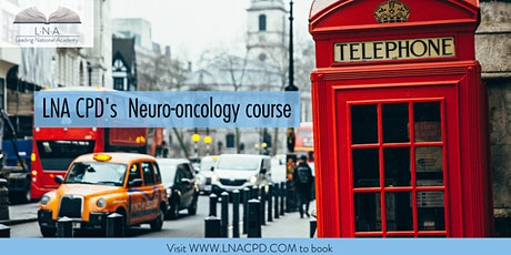 LNA's Neuro-oncology course tickets