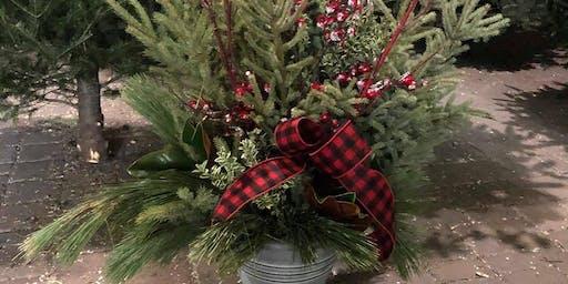 Make a Christmas Pot!