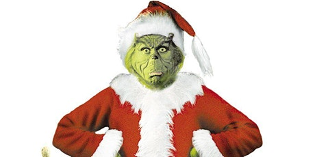 The Grinch &the salt room Christmas... We all need love tickets