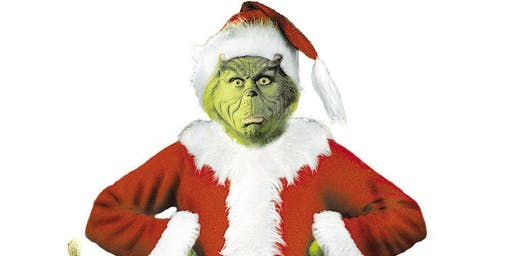 The Grinch &the salt room Christmas... We all need love