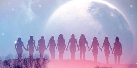 New Moon Sisterhood Circle tickets