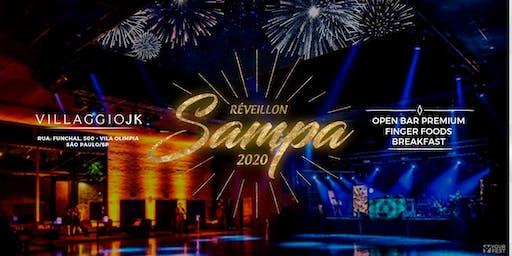 Réveillon Sampa 2020 - São Paulo Sp