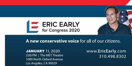ERIC EARLY For Congress Rally tickets