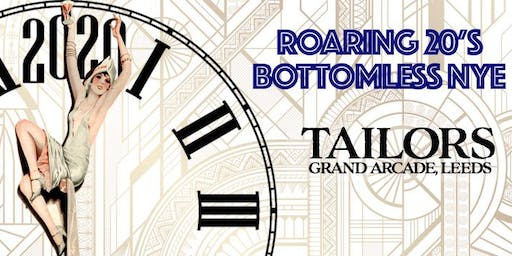 Prohibition Party: Roaring Twenties BOTTOMLESS New Years Eve