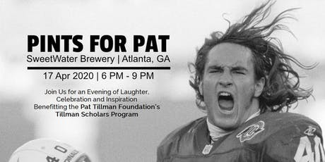 Pints for Pat - Atlanta's Inaugural Event tickets