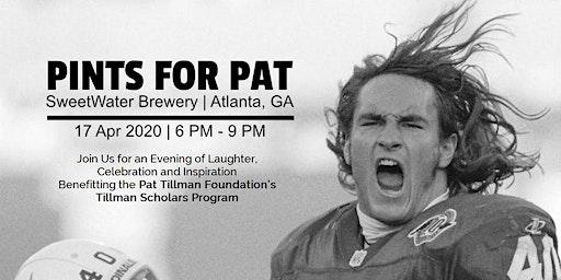 Pints for Pat - Atlanta's Inaugural Event