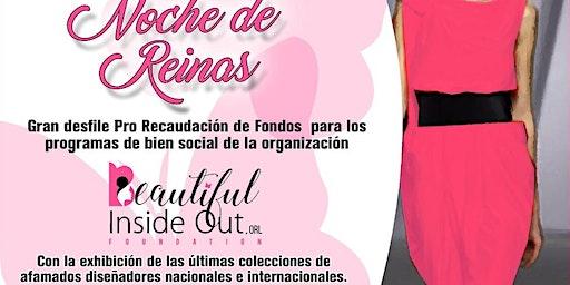 "Desfile de Modas Benefico ""Beautiful Inside Out Orlando"""