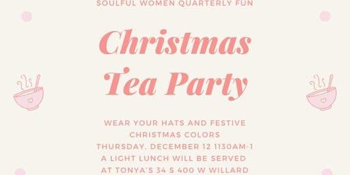 Soulful Women Tea Party